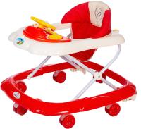 Ходунки Babyhit Funny Ride (Red) -