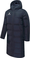 Куртка детская Kelme Padding Jacket Kid / 3883406-000 (р.120, черный) -