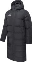 Куртка Kelme Padding Jacket / 3881406-000 (XL, черный) -