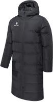 Куртка Kelme Padding Jacket / 3881406-000 (2XL, черный) -