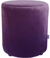 Пуф Brioli Цилиндр (B40/фиолетовый) -