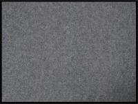 Коврик грязезащитный Kovroff Стандарт ребристый 90x120 / 20402 (серый) -