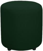 Пуф Brioli Цилиндр (J8/темно-зеленый) -