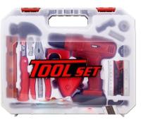 Набор инструментов игрушечный Tegole Юный строитель / T1801 -