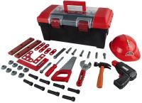 Набор инструментов игрушечный Tegole Юный строитель / T1803A -