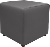 Пуф Brioli Куб (L21/серый) -
