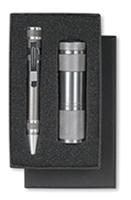 Подарочный набор Mid Ocean Brands Combitool: фонарик и набор отверток / MO8559-18 -