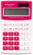 Калькулятор Darvish DV-2716-12R (белый/красный) -