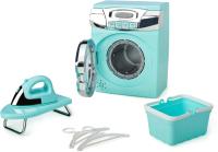 Стиральная машина игрушечная Happy Baby Laundry Time / 331867 (мятный) -