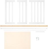 Комплект расширения для кроватки Happy Baby 95029 (белый) -