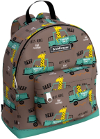 Детский рюкзак Erich Krause EasyLine Mini 6L Traveling Giraffe / 51657 -