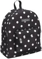 Детский рюкзак Erich Krause EasyLine 6L Dots in Black / 51680 -