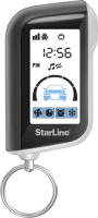 Автосигнализация StarLine A93 2Can+2Lin V2 -