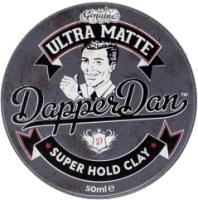 Глина для укладки волос DapperDan Ultra Matt Clay UM02 (50мл) -