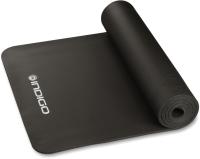 Коврик для йоги и фитнеса Indigo NBR IN104 (черный) -