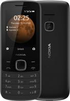 Мобильный телефон Nokia 225 4G Dual Sim / TA-1276 (черный) -