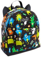 Детский рюкзак Erich Krause EasyLine Mini Animals 6L Funny Monsters / 48239 -