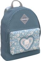 Школьный рюкзак Erich Krause EasyLine 17L Lacey Heart / 51688 -