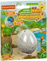 Сквиш Bondibon Чудики Яйцо динозавра / ВВ3985 (серый) -