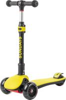 Самокат Sundays MS400 (желтый) -