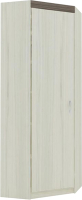 Шкаф Комфорт-S Ева 2 М4 угловой (туя светлая/туя темная) -