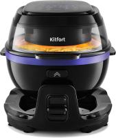 Аэрогриль Kitfort KT-2218-1 (черный) -