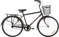 Велосипед Arena Rocky 2.0 2021 (26, черный/красный) -