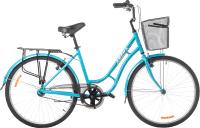 Велосипед Arena Angel 2021 (26, голубой) -