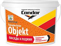 Краска CONDOR Fassadenfarbe Objekt (3.75кг) -