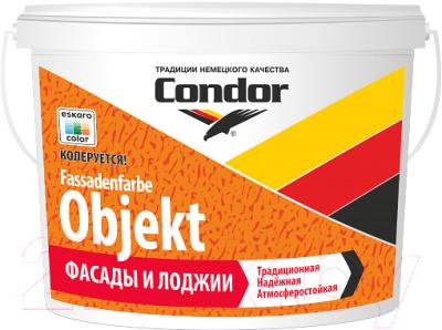 Краска CONDOR Fassadenfarbe Objekt (3.75кг)