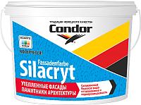 Краска CONDOR Fassadenfarbe Silacryt (15кг) -