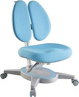 Кресло растущее Растущая мебель Smart DUO MC204 (голубой) -
