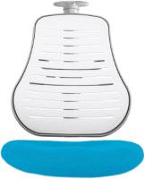 Чехол на стул Comf-Pro Conan (голубой стрейч) -