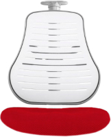 Чехол на стул Comf-Pro Conan (красный стрейч) -