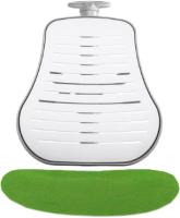 Чехол на стул Comf-Pro Conan (салатовый велюр) -