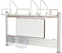 Надстройка для стола Comf-Pro Smart S-Shelf (клен) -