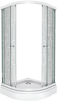 Душевой уголок Triton Стандарт А 90x90 (квадраты) -
