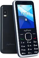 Мобильный телефон MyPhone Classic+ (черный) -