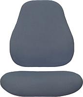 Комплект чехлов Comf-Pro Match (серый стрейч) -