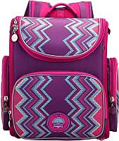 Сумка/рюкзак/чемодан Grizzly RA-871-6 (фиолетовый) -
