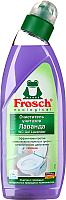 Чистящее средство для унитаза Frosch Лаванда (750мл) -