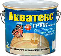 Антисептик для древесины Акватекс 3л -