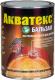 Масло для древесины Акватекс 750мл (тик) -
