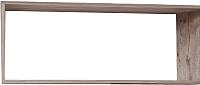 Полка Мебель-КМК 1000 0530 (дуб юккон) -