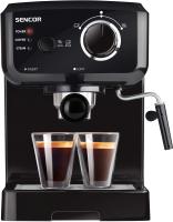 Кофеварка эспрессо Sencor SES 1710BK -