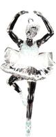 Елочная игрушка Erich Krause Decor Балеринка / 8492 -