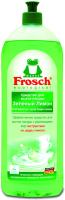 Средство для мытья посуды Frosch Зеленый лимон (1л) -
