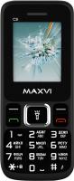 Мобильный телефон Maxvi С 3i (черный) -