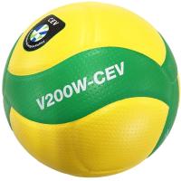 Мяч волейбольный Mikasa V200W-CEV (размер 5) -