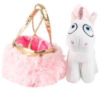 Мягкая игрушка Fancy Единорог в сумочке-переноске / SUME0 -